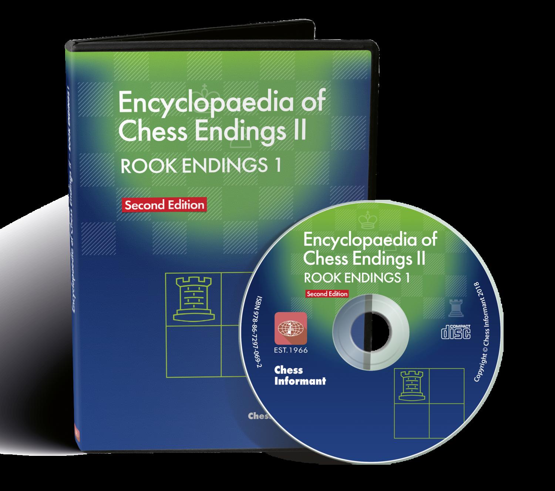 Encyclopedia of Chess Endings II - Rook Endings 1  ***CD VERSION***