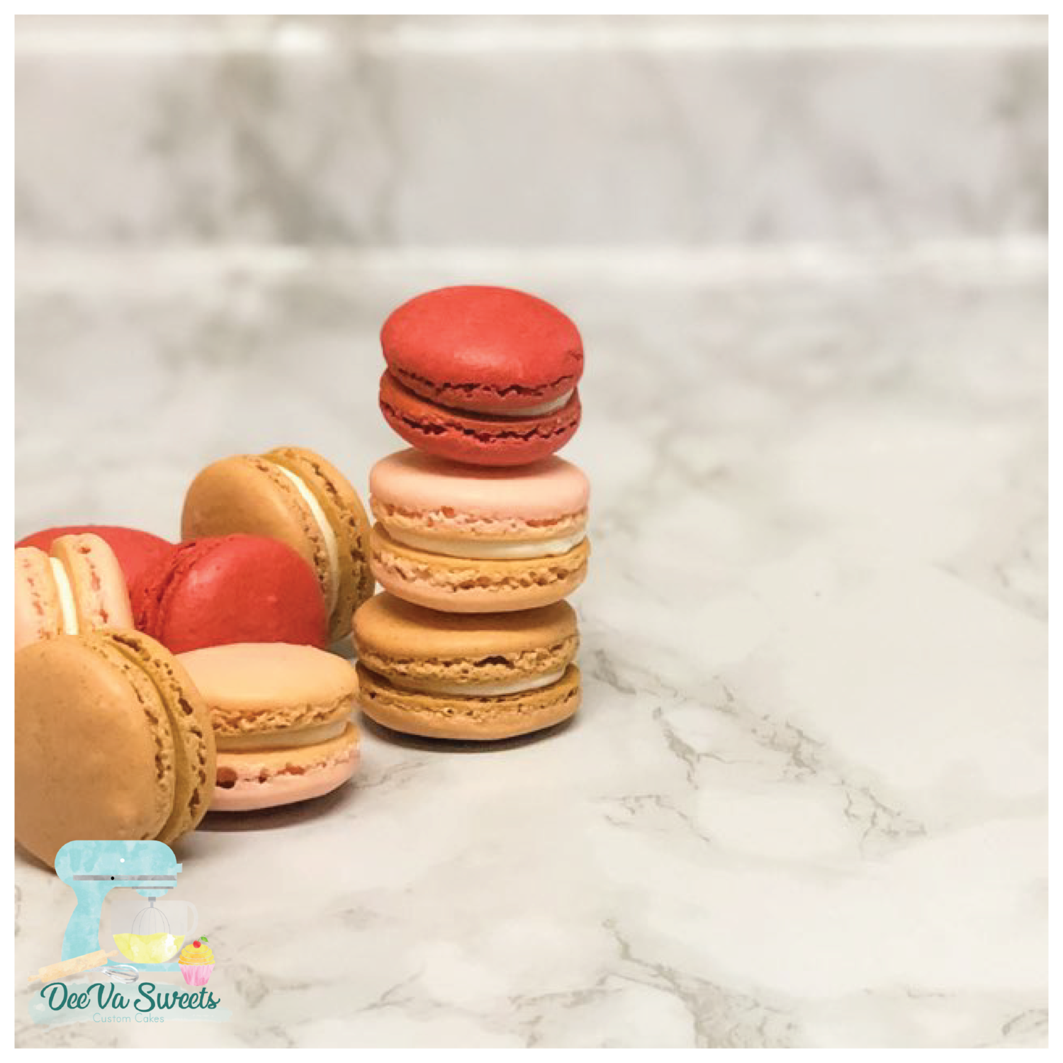 Macaron Sale- September 26th