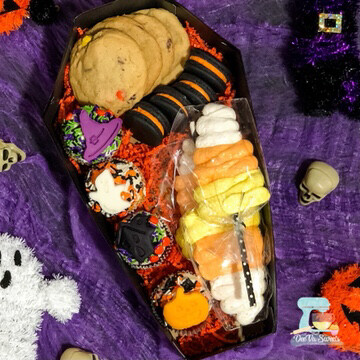 All Hallow's Sweets Box | October 31st