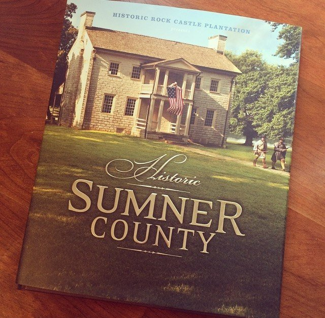 Historic Sumner County Book