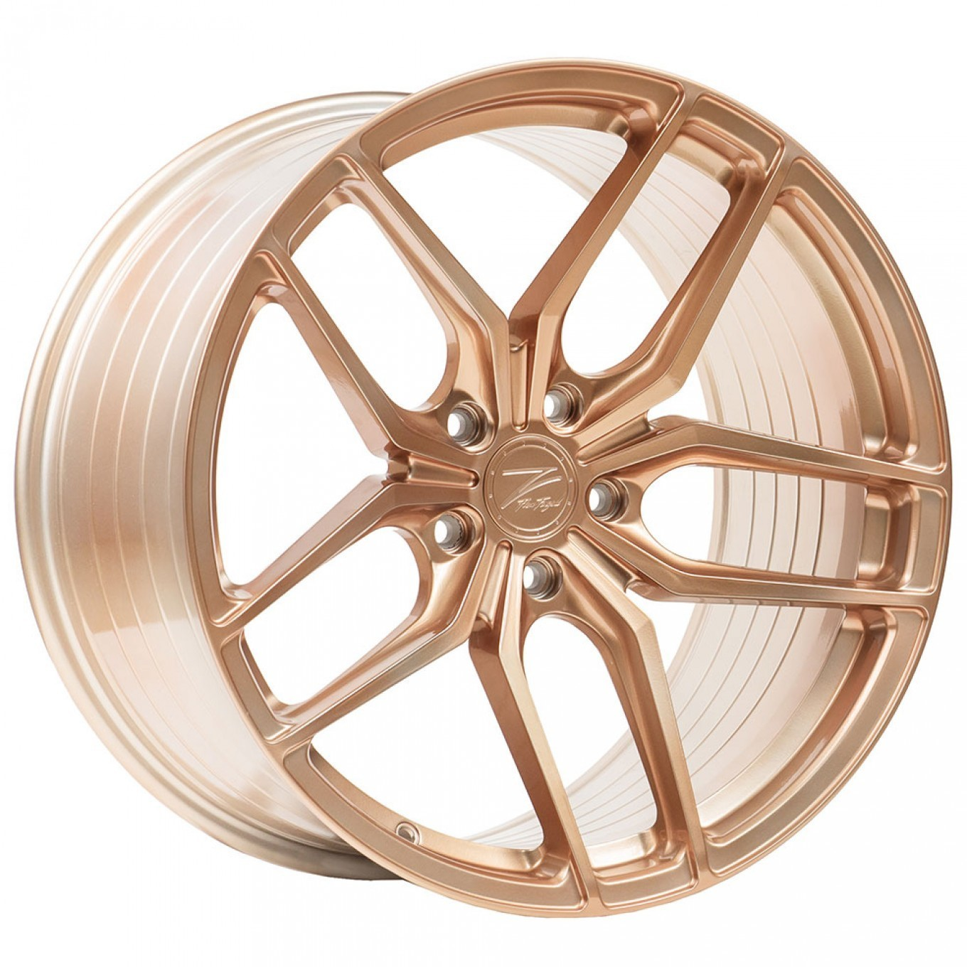 Z-Performance ZP2.1 8x19 ET40 5x120 FlowForged Royal Copper