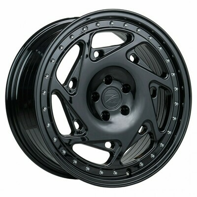 ZP5.1 8,5x19 Et45 5112 66,6 Flowforged Gloss Black