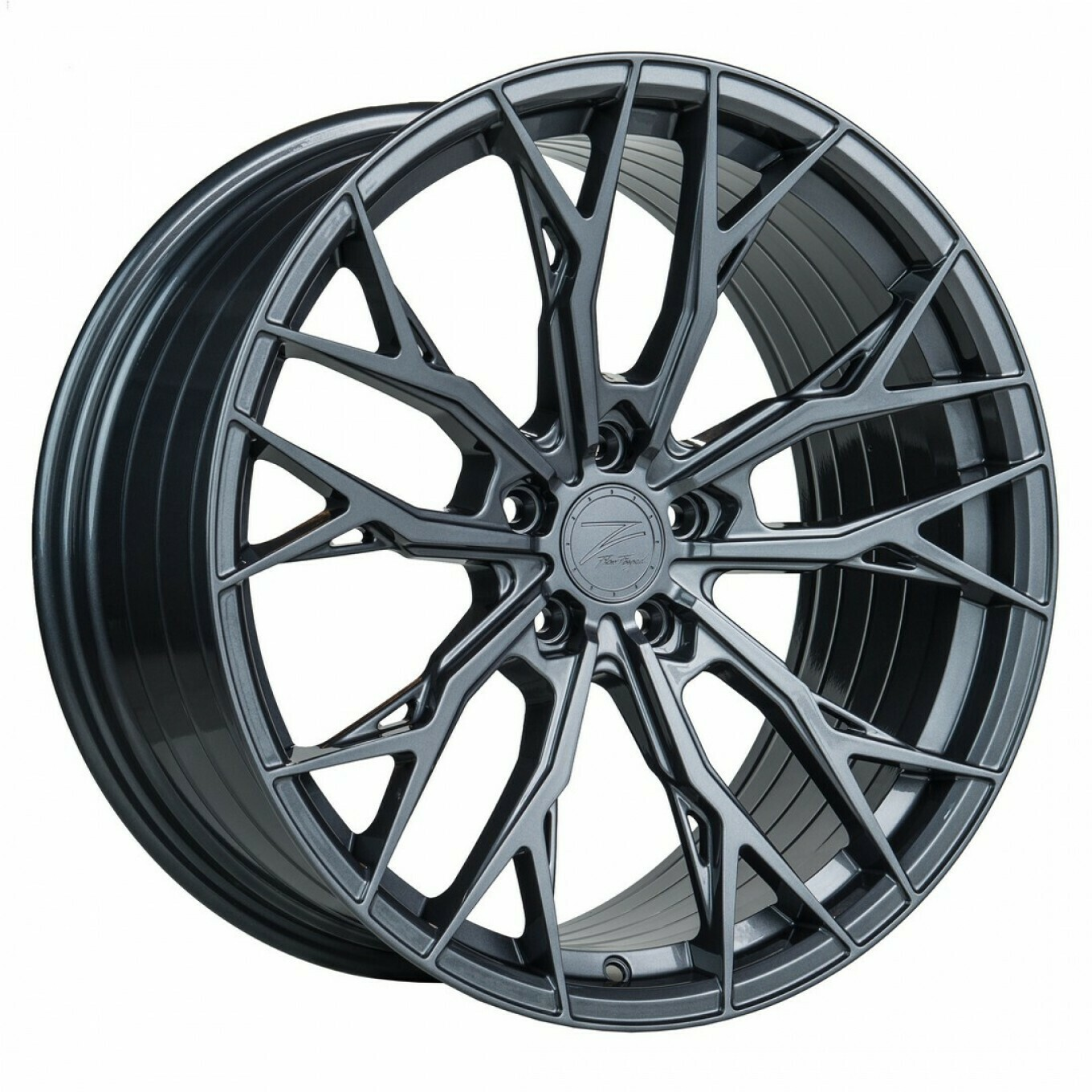 Z-Performance ZP7.1 9,5x20 Et40 5x112 FlowForged Gloss Metal