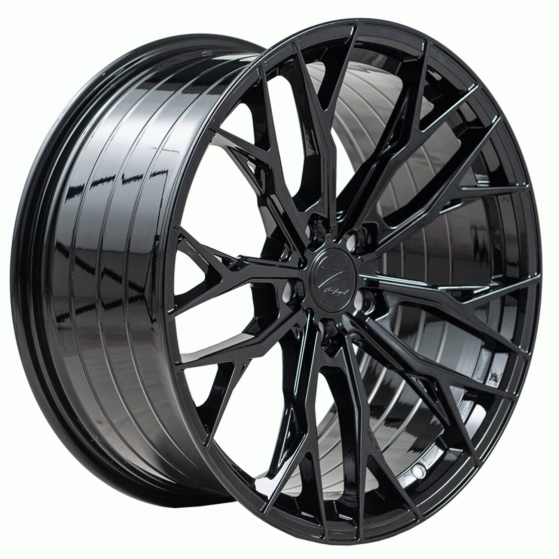 Z-Performance ZP7.1 9,5x20 Et40 5x112 FlowForged Gloss Black