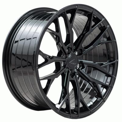 Z-Performance ZP7.1 8,5x19 Et45 5x108 FlowForged Gloss Black