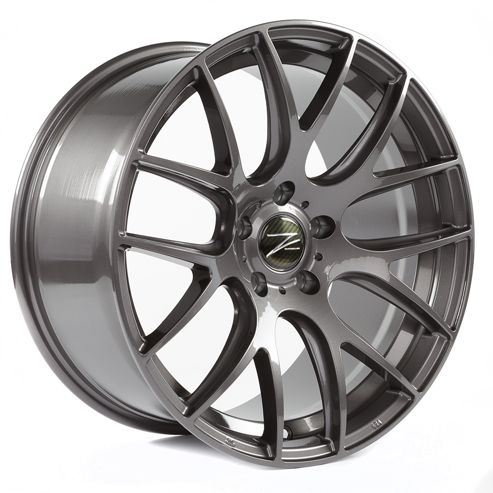 Z-Performance ZP.01 8.5x20 ET35 5x120 Gunmetal