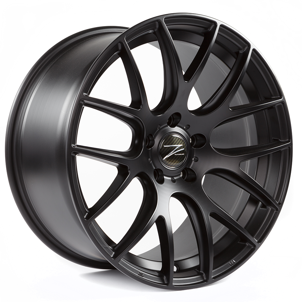 Z-Performance ZP.01 10x20 ET35 5x120 Matte Black