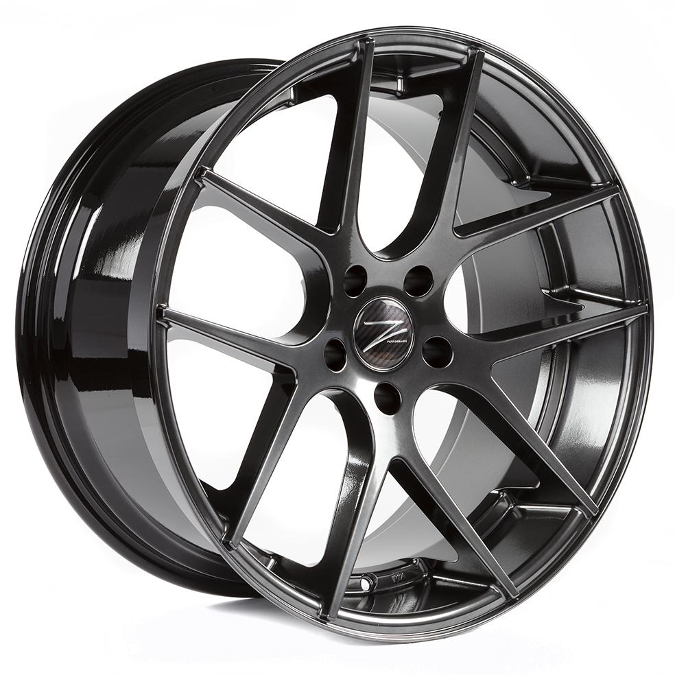 Z-Performance ZP.07 8.5x19 ET35 5x120 Hyper Black