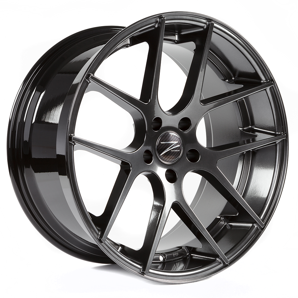 Z-Performance ZP.07 9x18 ET38 5x120 Hyper Black