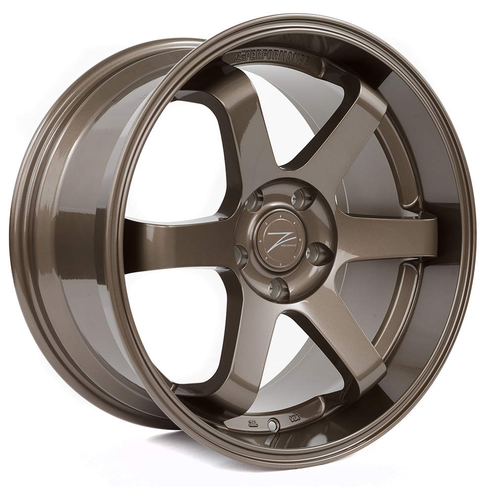 Z-Performance ZP.10 9.5x19 ET35 5x120 Bronze