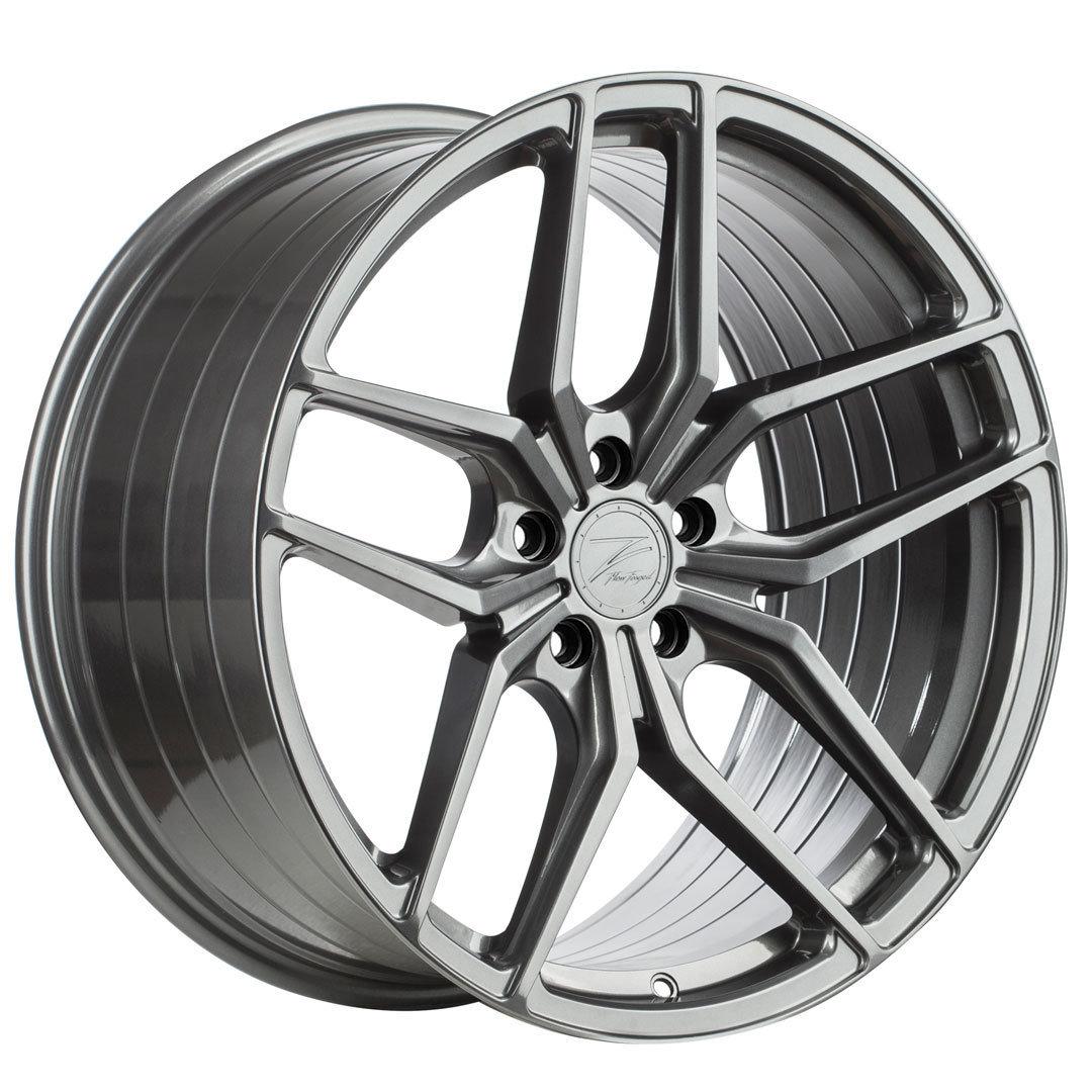 Z-Performance ZP2.1 8.5x20 ET45 5x112 FlowForged Gloss Metal
