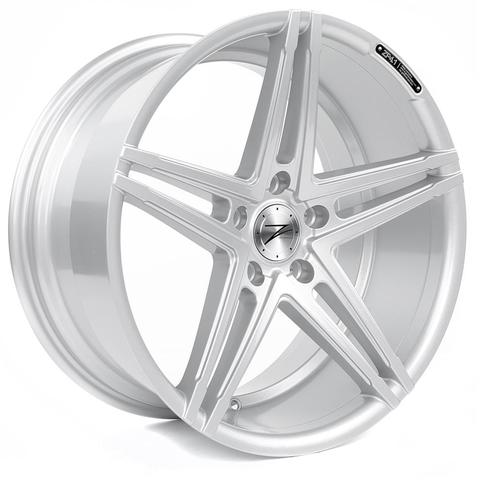 Z-Performance ZP4.1 9x19 ET45 5x120 Sparkling Silver