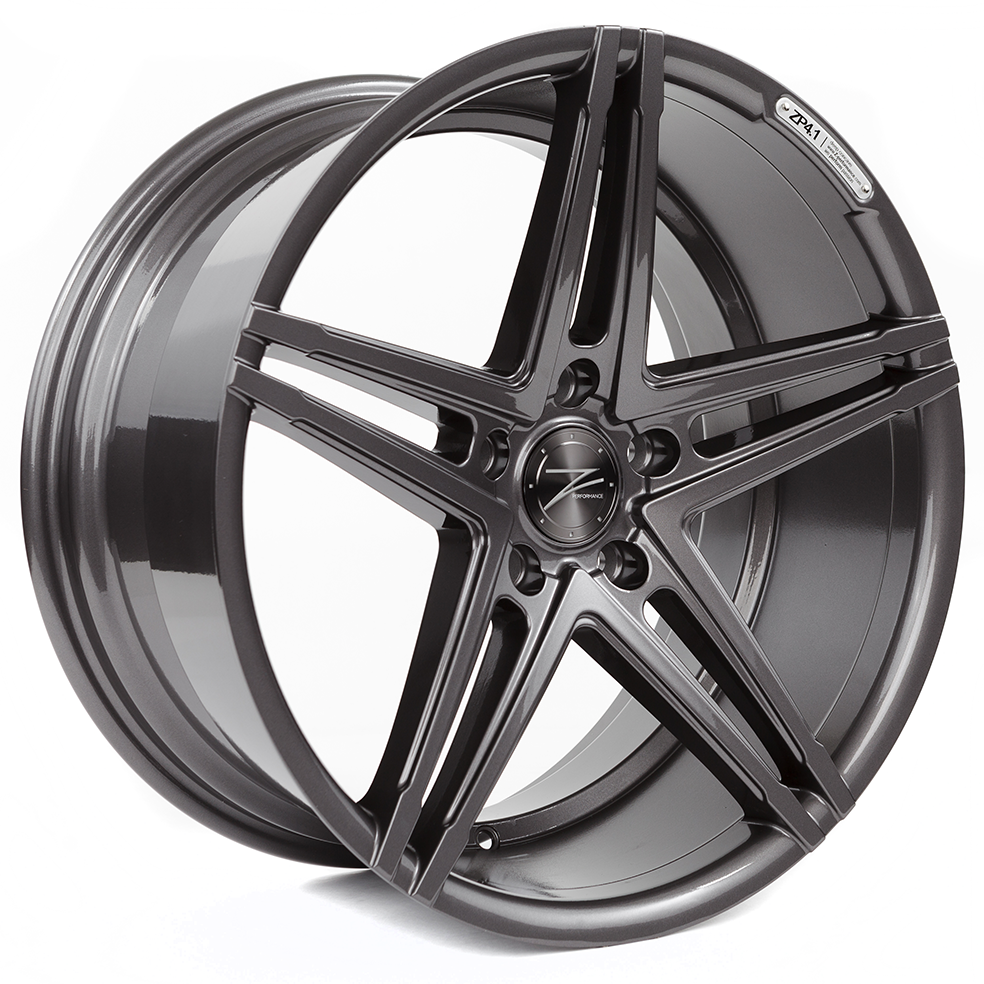 Z-Performance ZP4.1 9.5x19 ET40 5x120 Gunmetal
