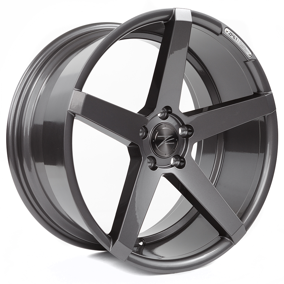 Z-Performance ZP6.1 8x19 ET40 5x120 Gunmetal