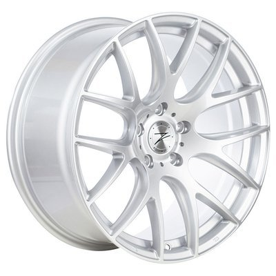 Z-Performance ZP.01 9x19 ET45 5x120 Sparkling Silver