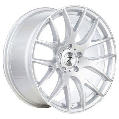 Z-Performance ZP.01 9x18 ET40 5x120 Sparkling Silver
