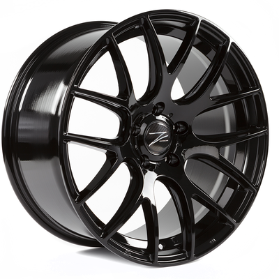 Z-Performance ZP.01 9.5x19 ET40 5x120 Gloss Black