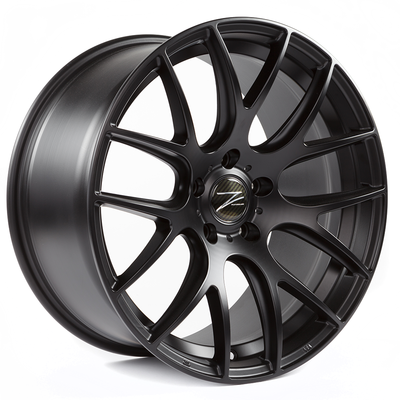 Z-Performance ZP.01 8.5x19 ET35 5x120 Matte Black