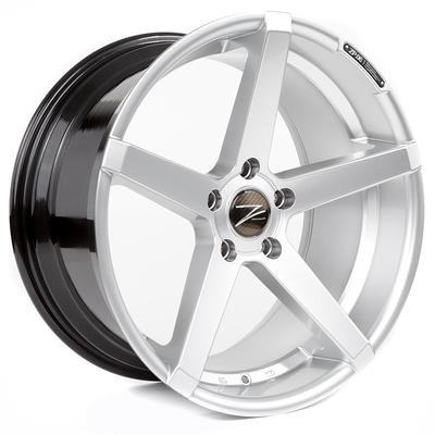 Z-Performance ZP.06 10x20 ET45 5x120 Sparkling Silver