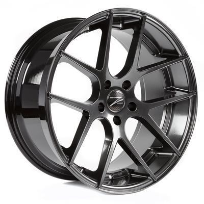 Z-Performance ZP.07 9.5x19 ET35 5x120 Hyper Black
