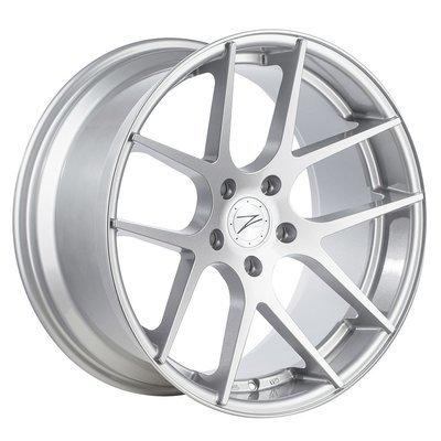 Z-Performance ZP.07 8x18 ET35 5x120 Sparkling Silver