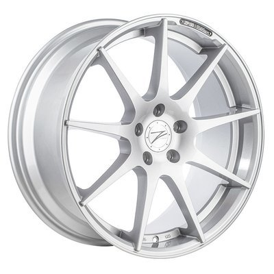 Z-Performance ZP.08 8.5x19 ET45 5x112 Sparkling Silver
