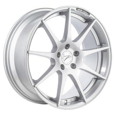 Z-Performance ZP.08 8.5x20 ET35 5x120 Sparkling Silver