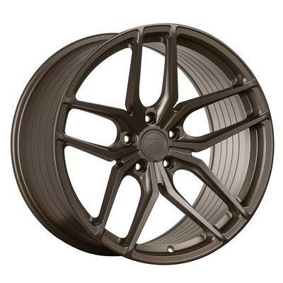 Z-Performance ZP2.1 9x20 ET35 5x112 FlowForged Matte Carbon Bronze
