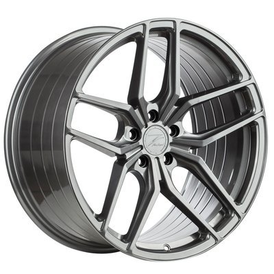 Z-Performance ZP2.1 9x20 ET30 5x120 FlowForged Gloss Metal