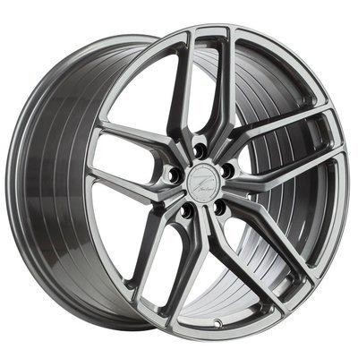 Z-Performance ZP2.1 8,5x20 ET30 5x112 FlowForged Gloss Metal