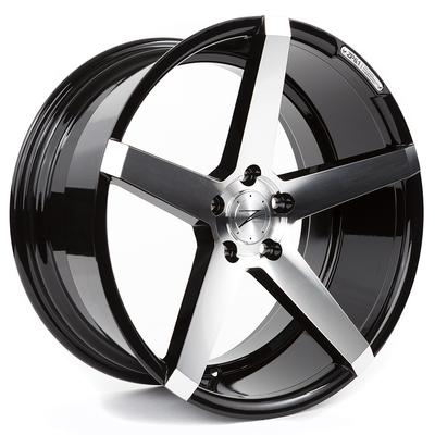 Z-Performance ZP6.1 10.5x20 ET33 5x112 Gloss Black Polished