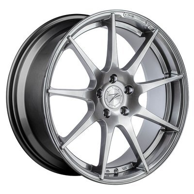 Z-Performance ZP.08 8.5x19 ET45 5x112 Hyper Black