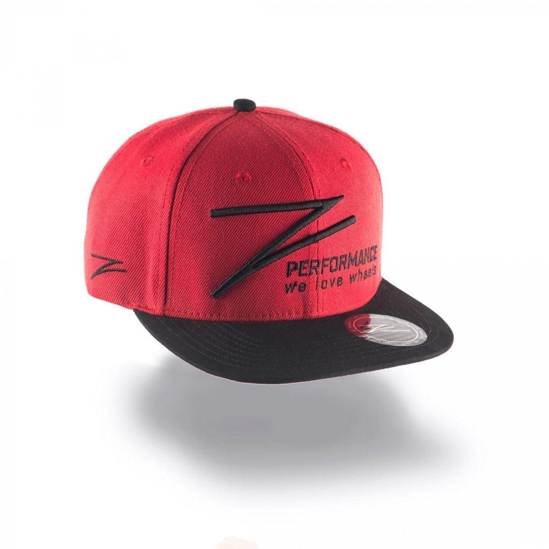 Z-Performance Cap Red/Black