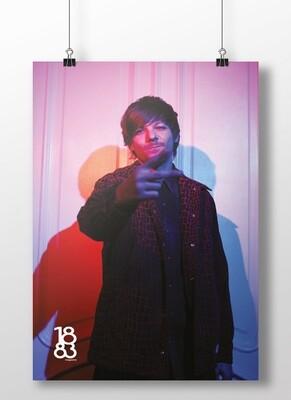 Louis Tomlinson poster 12