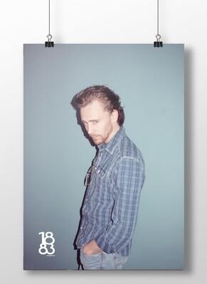 Tom Hiddleston poster 3
