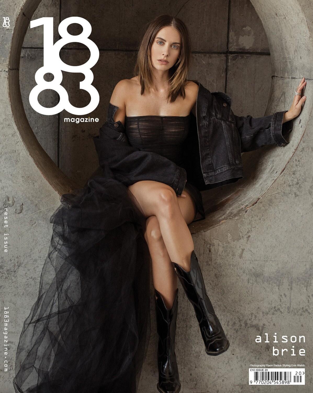 1883 Magazine Reset Issue Alison Brie