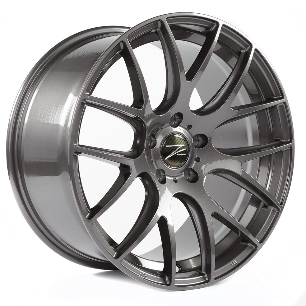 Z-Performance ZP.01 10x20 ET35 5x120 Gunmetal ZP011020512035726GMXX