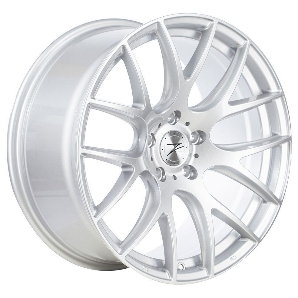 Z-Performance ZP.01 9.5x19 ET40 5x120 Sparkling Silver ZP019519512040726HSXX