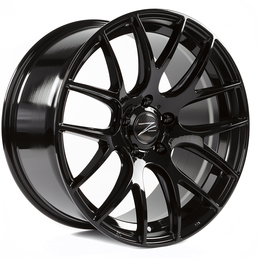 Z-Performance ZP.01 9x19 ET45 5x120 Gloss Black ZP019019512045726GBXX