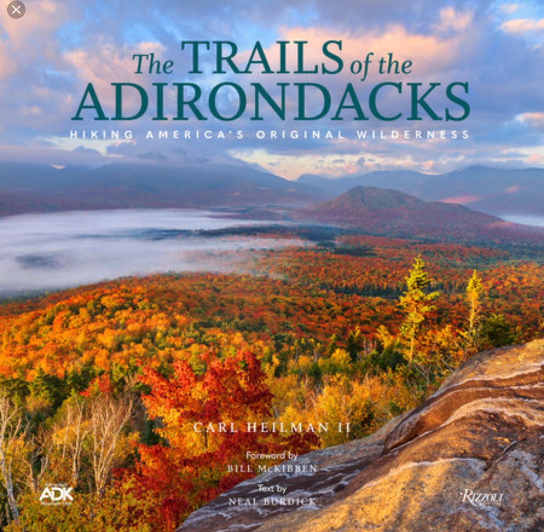 The Trails Of The Adirondacks - Heilman II