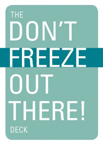Don't Freeze Out There Deck: Winter Survival in the Palm of Your Hand