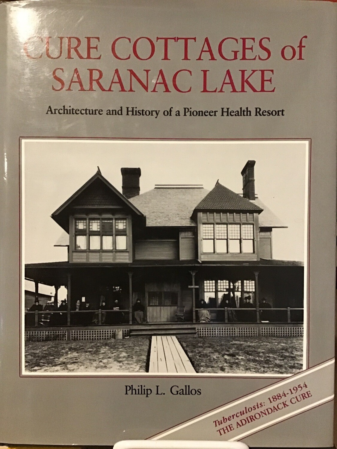Cure Cottages Of Saranac Lake