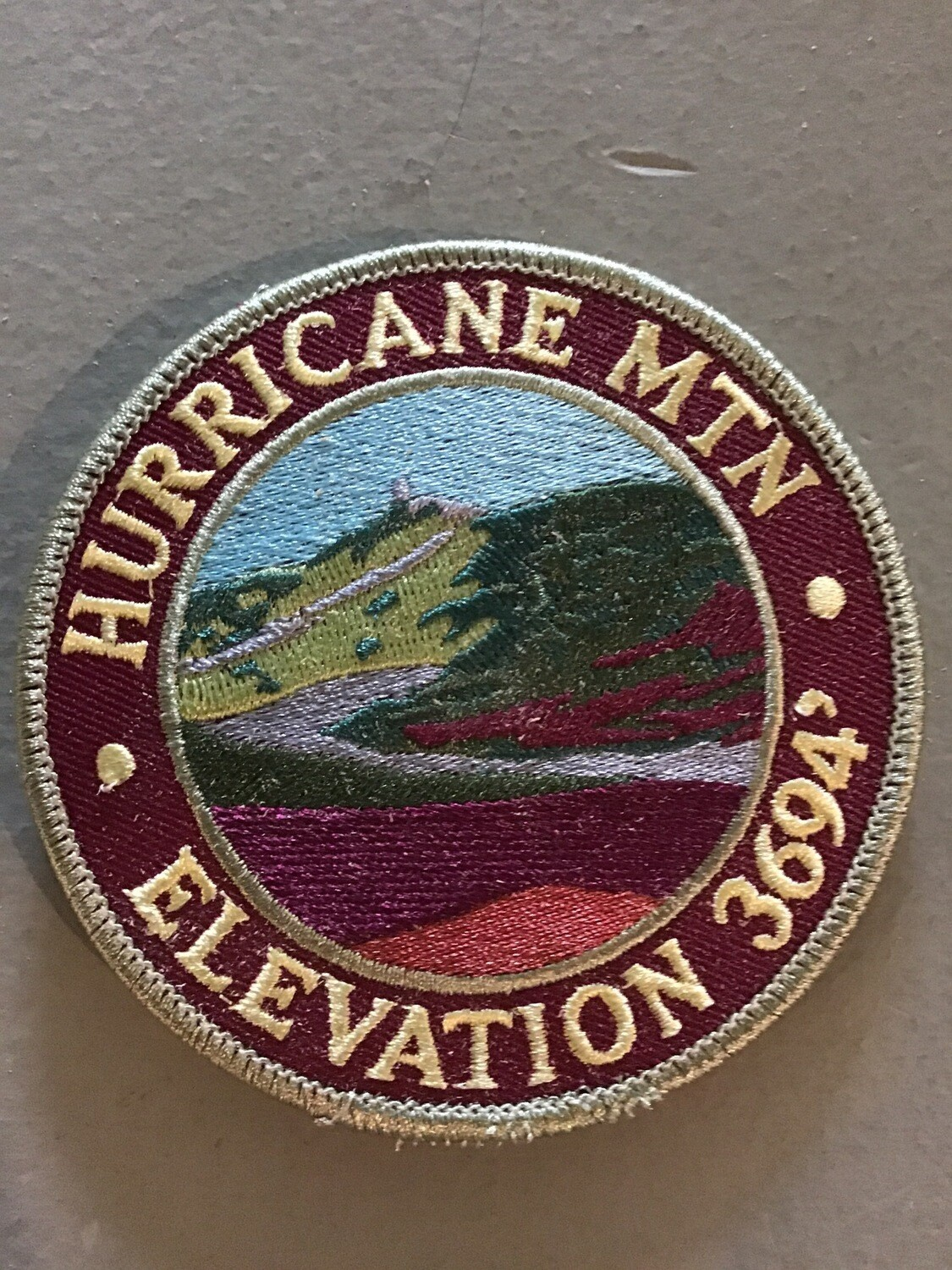 Hurricane Mountain Patch
