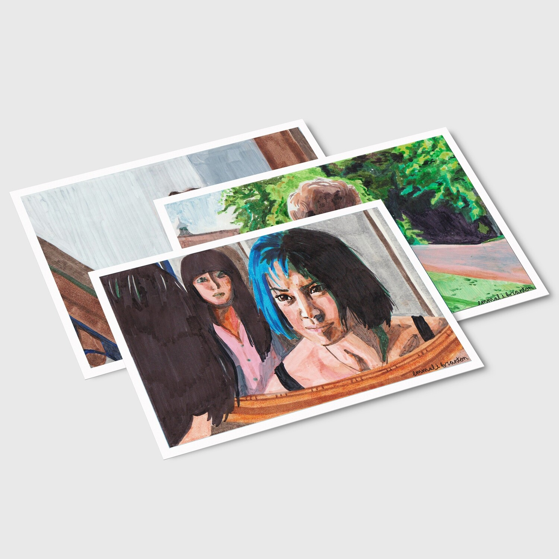 Movie Stills Postcard Set