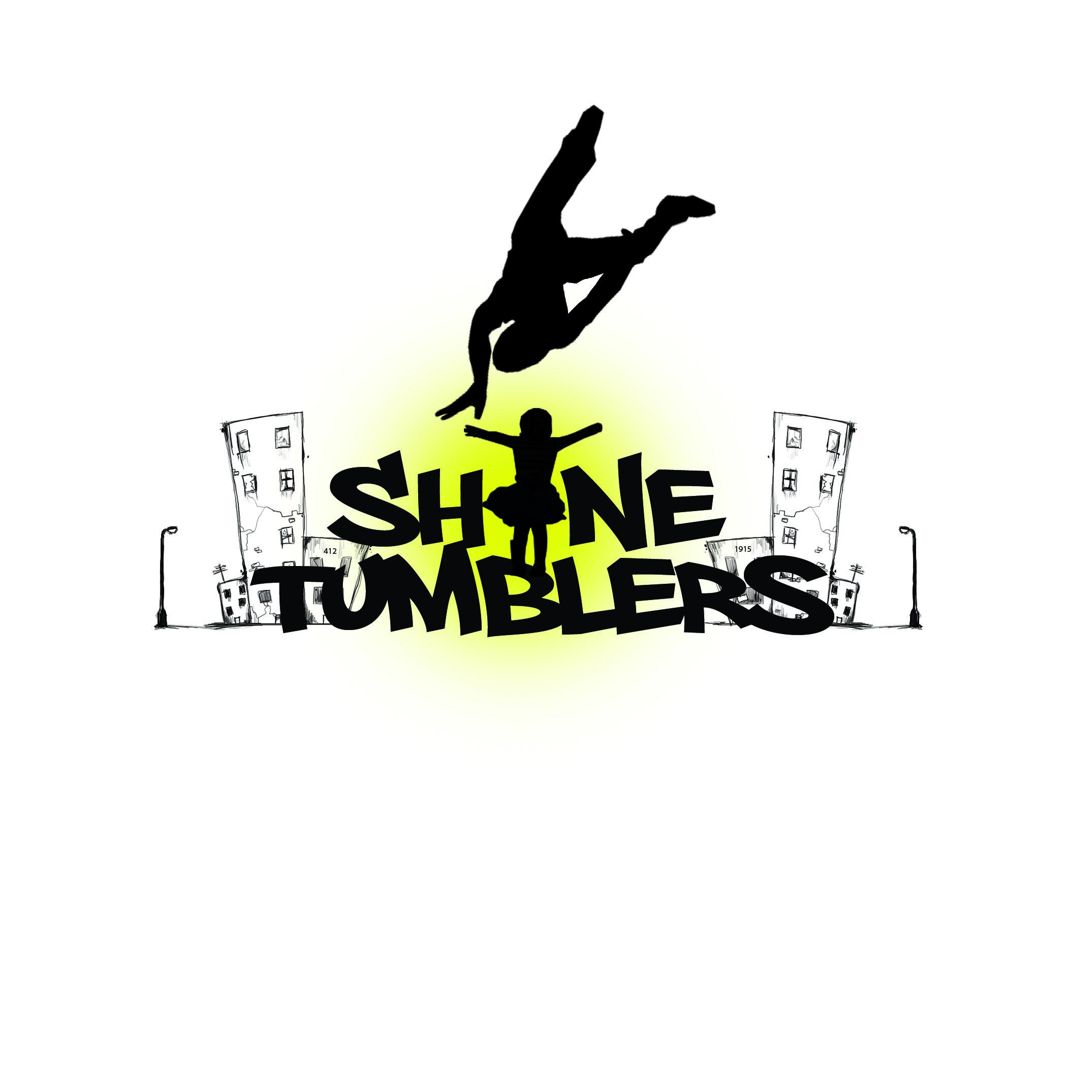 SHINE Tumblers Car Magnet 0004