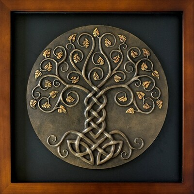 Yggdrasil - FRAMED (various finishes)