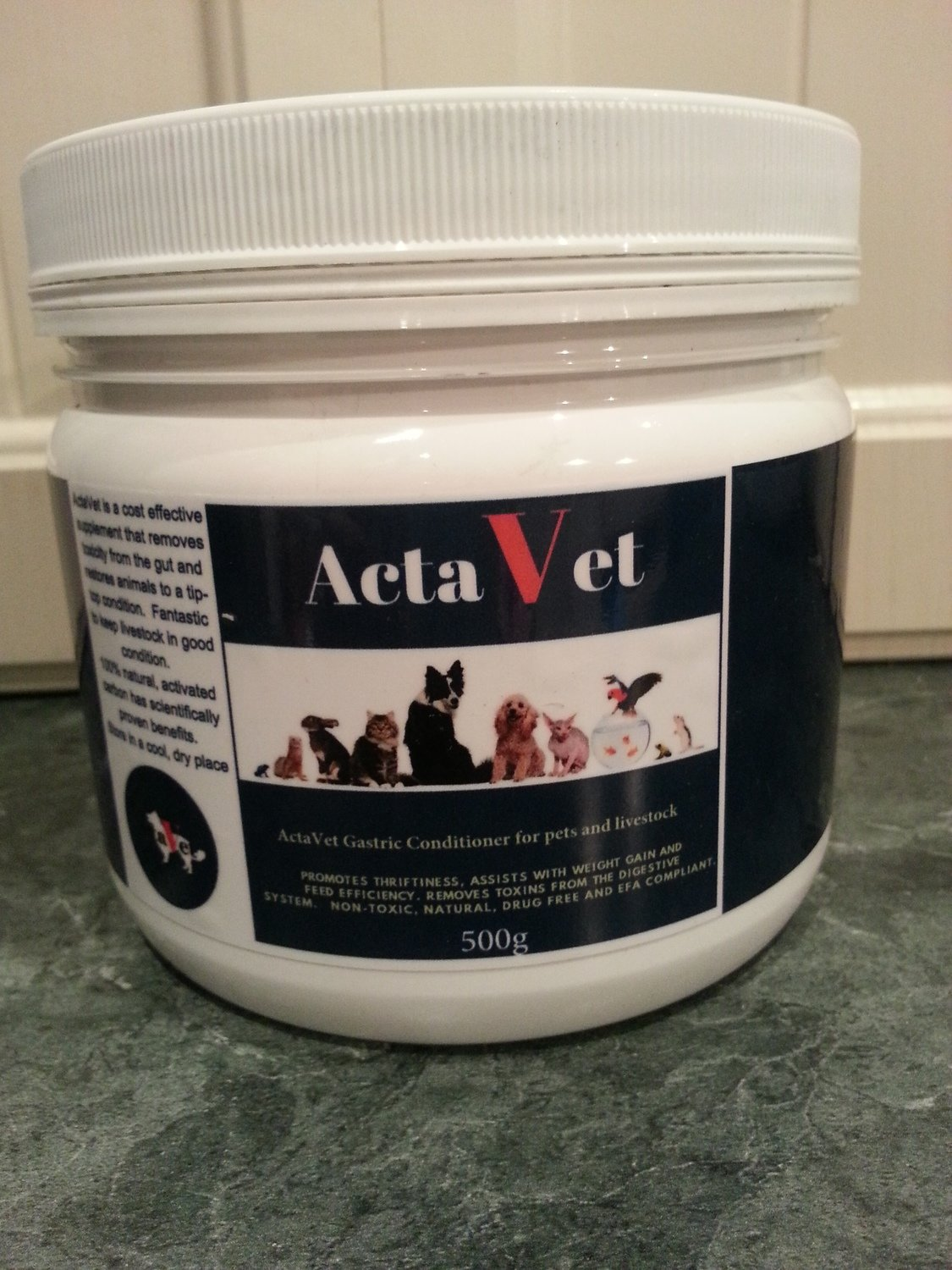 ActaVet 500g - Introductory Price