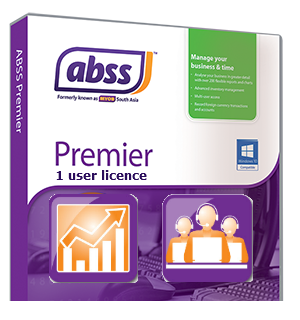 ABSS Premier single user Upgrade & Support options