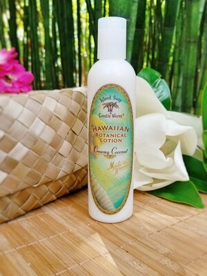 Creamy Coconut Botanical Lotion