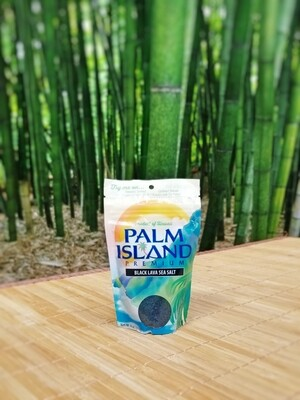 Palm Island Premium Black Lava Sea Salt